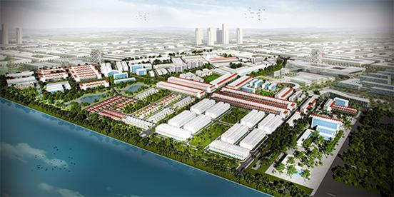 Mở bán chính thức khu đô thị Lê Hồng Phong II